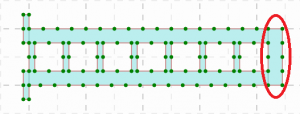 梯子型薄膜抵抗